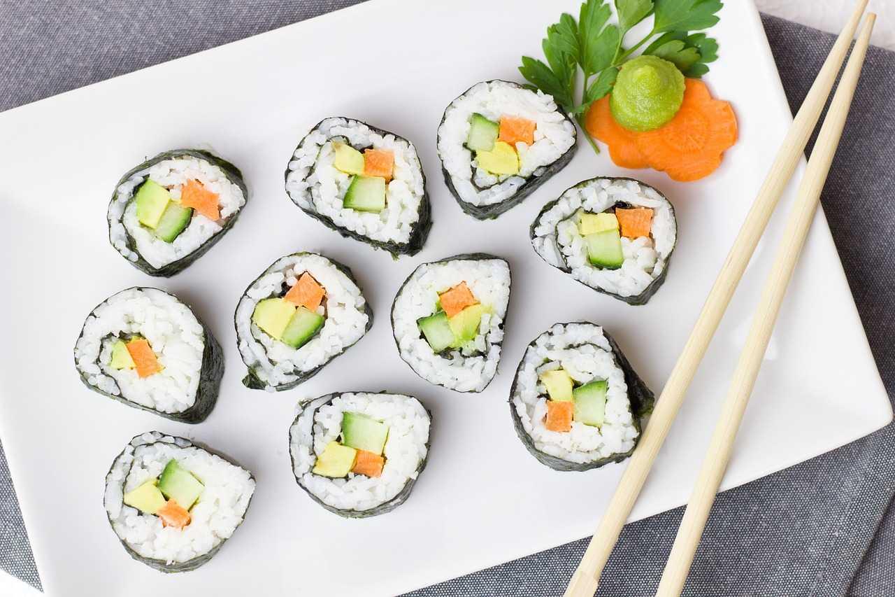 Tre Smartbox per un Sushi