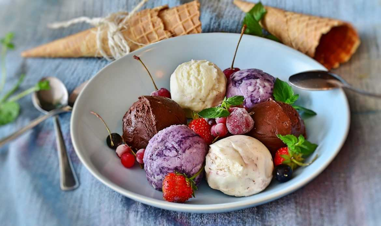 Il gelato: il dolce dell'estate