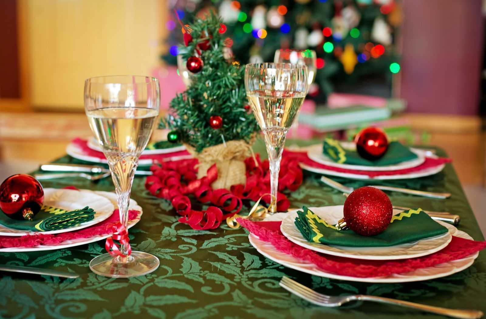 Natale in tavola: preparare un pranzo senza perdere un colpo