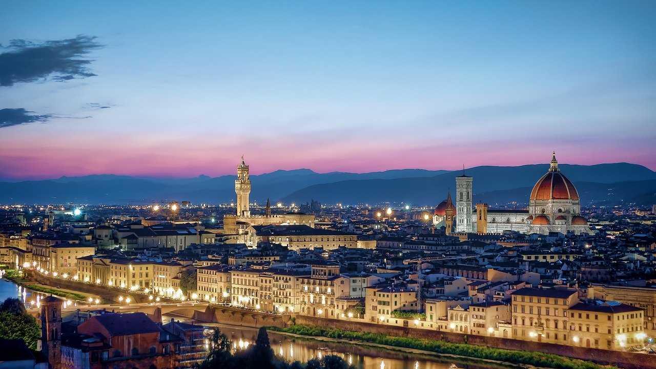 Firenze, e i suoi sapori, nel pieno dell'autunno